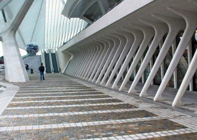 Guillemins station Liège